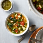 Slow-Cooker Vegetable Soup
