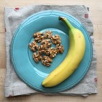 Banana & Walnuts
