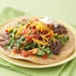 Pressure-Cooker Shredded Beef Tacos