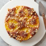 Pineapple Oatmeal Upside-Down Cake