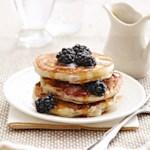 Berry Swirl Pancakes