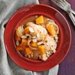 Weeknight Honey-Orange Chicken with Butternut Squash