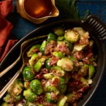 Brussels Sprouts with Bacon and Cider Vinegar