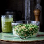 Couscous & Chickpea Salad