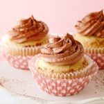 Easy Buttermilk Cupcakes