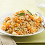 Butternut Squash and Quinoa Pilaf