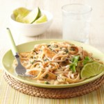 Creamy Coconut Lime Chicken with Pasta