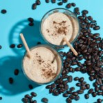 Boozy Coffee Milkshakes