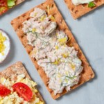 Lemon Tuna & Yogurt Cracker