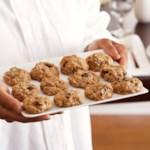 Butter Rum Oatmeal Cookies