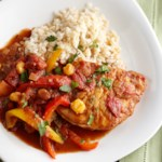 Posole Pork Chops
