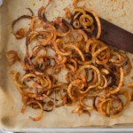 Oven-Baked Curly Fries