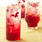 Sparkling Pomegranate Tea