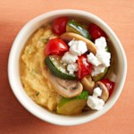 Veggie Brunch Polenta