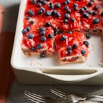 No-Bake Strawberry Dessert Lasagna