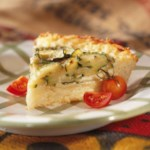Zucchini and Swiss Pie