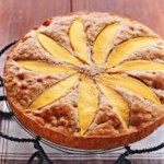 Diabetic Mango Coffee Cake