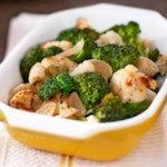 Broccoli and Cauliflower Sauté