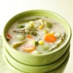 Creamy Succotash Soup