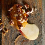Maple-Pecan Apple Dippers