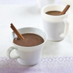 Cinnamon-Spiced Hot Chocolate
