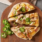 Caribbean Jerk Chicken Pizza