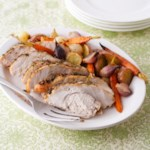 Herb-Roasted Turkey & Vegetables