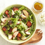 Apple-Tomato Salad