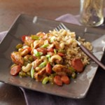 Chicken Honey Nut Stir-Fry