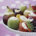 Creamy Fruit Morsels