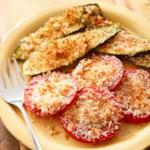 Crunchy Zucchini and Tomato
