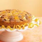 Upside-Down Orange Carrot Cake