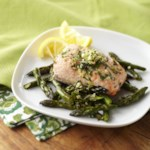 15-Minute Sizzling Salmon & Asparagus
