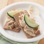Tuna Salad Crisps