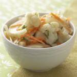 Cauliflower and Fennel Salad