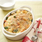 Spicy Vegetable Bake
