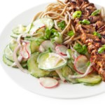 Cucumber-Radish Salad