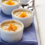 Apricot Baked Rice Pudding