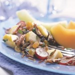 Apple-Wild Rice Salad
