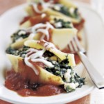 Baked Spinach-Feta Shells