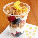 Berry Yogurt Parfaits