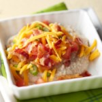 Bacon and Salsa Hot Cereal