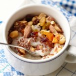 Trail Mix Hot Cereal