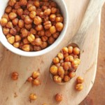 Toasted Paprika Chickpeas