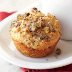 Banana-Fig Ginger Muffins