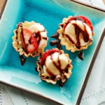 Banana Split Tarts