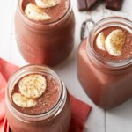 Cherry-Mocha Smoothie