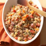 Roasted Vegetable Tabbouleh