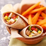 Mexi-Pork Wraps