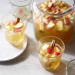 Apple-Pie Sangria